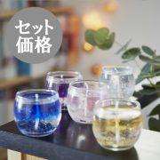 オリジナル浄化キャンドル 全5種セット☆限定販売☆